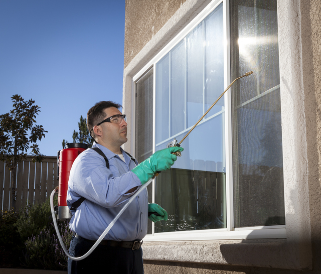 pest extermination services